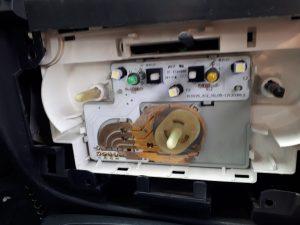 لامپ پنل بخاری رانا 206