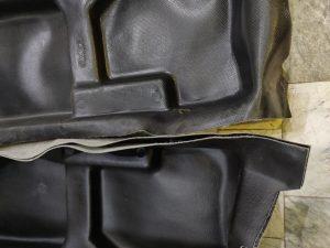 کفی یک تیکه چرمی رانا